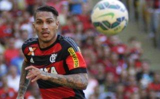 Paolo Guerrero lleva un mes sin anotar en Flamengo ¿Mala racha?