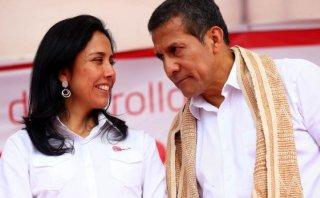 "Humala asegura que ""quieren eliminar políticamente"" a Nadine"
