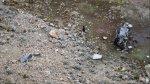Camioneta cayó a abismo en Ayacucho: hay cuatro muertos - Noticias de puquio