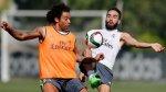 Real Madrid quedó listo para enfrentar a Galatasaray (FOTOS) - Noticias de karin benzema