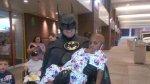 Falleció 'Batman del Lamborghini', héroe de los niños enfermos - Noticias de accidentes automovilísticos