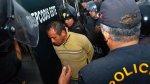 El Agustino: denuncian a dos invasores por muerte de policía - Noticias de percy ortiz