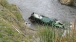 Puno: un muerto y ocho heridos tras vuelco de bus - Noticias de ollachea