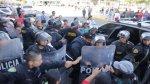 Chimbote: lanzaron piedras a regidores por oponerse a compra - Noticias de javier estrada rodriguez
