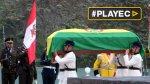 Guerra del Pacífico: así entregó Perú restos de bolivianos - Noticias de ejército peruano