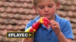 Prótesis impresa en 3D cambia la vida de niño francés [VIDEO] - Noticias de fil 2013