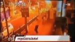 El video más dramático del atentado en el centro de Bangkok - Noticias de muerto en centro comercial
