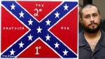 George Zimmerman vende cuadros de polémica bandera confederada - Noticias de george zimmerman