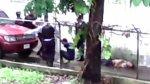 Venezuela arresta a 8 policías grabados ajusticiando a detenido - Noticias de atropello