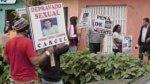 Callao: denuncian a trabajador de colegio por acosar a niños - Noticias de tocamientos indebidos