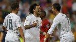 Real Madrid ganó el Trofeo Santiago Bernabéu al Galatasaray - Noticias de burak yilmaz