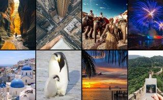 Día de la fotografía: conoce el mundo a través de Instagram
