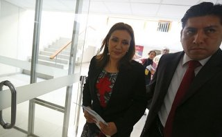 Supuestas agendas de Nadine Heredia fueron entregadas a fiscal