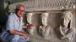 El Estado Islámico decapitó al ex jefe del museo de Palmira - Noticias de piezas arqueologicas