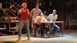 """""""Full Monty"""": la divertida puesta en escena en imágenes - Noticias de juan carlos fisher"""