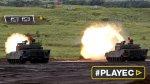 El simulacro militar de Japón con fuego real [VIDEO] - Noticias de simulacro