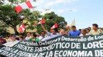 Loreto define hoy en asamblea si acata paro regional - Noticias de omega