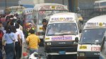 Lima corrige: 234 empresas de transporte fueron autorizadas - Noticias de gerencia de transporte urbano