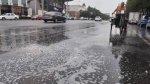 Tianjin: Caída de lluvia con espuma blanca genera alarma - Noticias de productos químicos no tóxicos