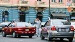 El caos de los taxis colectivos en Cercado de Lima [FOTOS] - Noticias de colectiveros
