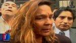 "María Elena Llanos tras liberación: ""Soy perseguida desde 2011"" - Noticias de jacques levy calvo"
