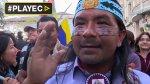 Ecuador: indígenas marchan para exigir la libertad de detenidos - Noticias de santiago correa