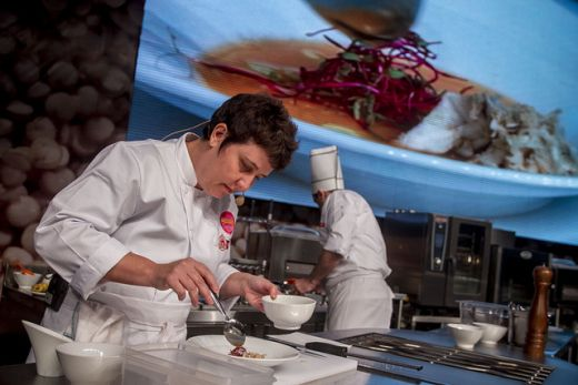 La cocinera brasileña se presentó en el congreso gastronómico de Mistura 2013. (Foto: Apega)