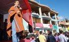 Humala defiende a Nadine: Ruido político es de quienes le temen