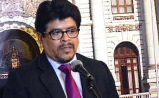 Gamarra: Supuestas agendas de Nadine no pueden ser pruebas