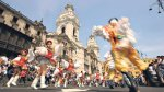 Día Mundial del Folclore en la tierra de las mil danzas - Noticias de paro en la oroya
