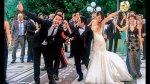 Roy Gates asistió a boda de los Sánchez Paredes en Italia - Noticias de clan sánchez paredes