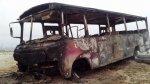 Transportistas desisten de paro por ola de crímenes - Noticias de orlando villanueva