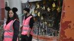 Un tour por el 'Disneylandia no apto para niños' de Banksy - Noticias de niños orgullosos