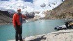Waldo Ríos pide sistema de alarma  para laguna Palcacocha - Noticias de huaraz