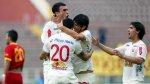 Universitario ganó 3-1 al Anzoátegui por la Copa Sudamericana - Noticias de spoting cristal