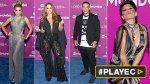 El glamour de celebridades latinas en Premios Tu Mundo [VIDEO] - Noticias de adamari lopez