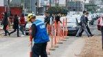 Cierre de Rivera Navarrete causa demoras de hasta dos horas - Noticias de estacionamientos rivera navarrete