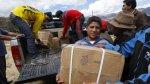 Entregan alimentos y abrigo a localidades afectadas por heladas - Noticias de violencia psicológica
