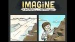 Facebook: artista ilustró 'Imagine' de John Lennon - Noticias de stanley tucci