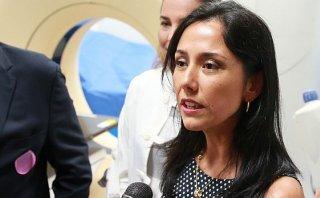 Nadine defiende reuniones con líderes y empresarios extranjeros