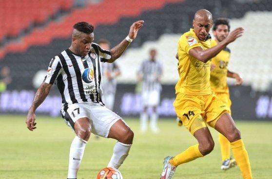 Farfán debutó en Al Jazira con derrota frente a Al Wasl (FOTOS)