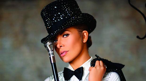 Gloria Trevi estrena nuevo disco y ensaya look andrógino