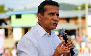 """Humala: """"Tenemos que luchar contra la corrupción en Áncash"""""""