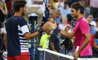 Federer venció a López y se medirá con Murray en Cincinnati