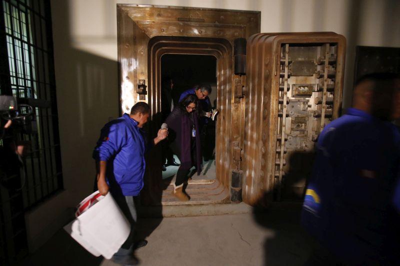 Carceletas se construían en los sótanos de la sede del Ministerio Público, por orden del Instituto Nacional Penitenciario. (Difusión)