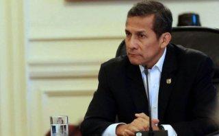 Ollanta Humala respalda ley de interdicción de 'narcoavionetas'