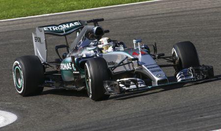 Lewis Hamilton sumó su sexta victoria. (Foto: DPPI)