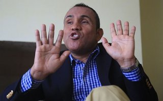 "Gutiérrez a Nadine: ""Tengo las manos limpias, no robé a nadie"""
