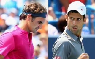 Federer venció a Djokovic y ganó el Masters 1000 de Cincinnati