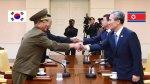Los Gobiernos de las dos Coreas se reúnen para calmar tensiones - Noticias de guerra corea